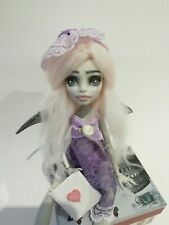 """Monster High Repaint Custom Rochelle OOAK Doll.""""Going to the bed"""""""