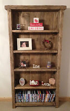 Handmade Solid Wood Bookcases, Shelving & Storage