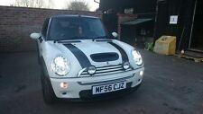Bmw Mini Black Spot Luces de conducción lámparas Kit Completo Cabrio Convertible 2005 - 2008