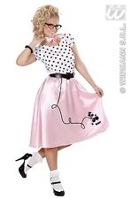 Widmann 58441 Costume anni 50s Poodle Girl S