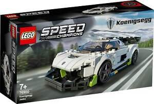 LEGO 76900 Koenigsegg Jesko FREE SHIPPING
