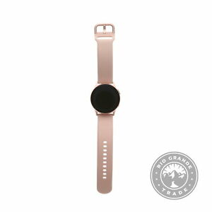 USED Samsung Electronics Active 2 Smart Watch - GPS / Bluetooth in Pink Gold