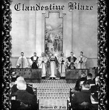 CLANDESTINE BLAZE Deliverers of Faith LP Northern Heritage Deathspell Omega