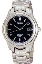 SEIKO SLL167P1,Men's PERPETUAL CALENDAR,Brand New Old Stock,50m WR, SLL167