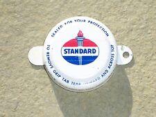 Vintage Standard Oil Barrel Bottle Cap Gas Service Station Can Advertising Rare