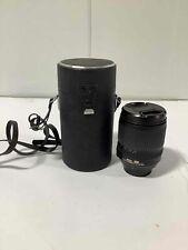 Vivitar & Nikon Camera Lens