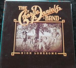 CHARLIE DANIELS BAND High Lonesome LP