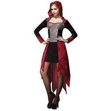 Devil Polyester Fancy Dress for Women