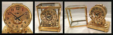Jaeger-Lecoultre Atmos Clock (#8920) Older Model > Running ! No Reserve