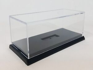 1:64 Kyosho Beads Minicar Collection Crystal Clear Acrylic Display Show Case NEW