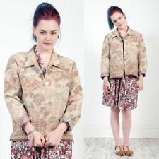 Tapestry Casual Vintage Suit Jackets & Blazers for Women