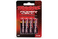 Traxxas 2914 Power Cell Batteries AA Sized Batteries Alkaline 4/pkg
