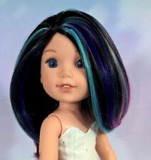 "8-9"" Custom Doll Wig fits Dolfie, Luts, Wellie Wisher ""Lil' Cosmos"" bn1"