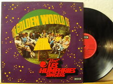 "12"" LP - The Golden World Of The Les Humphries Singers (Mexico, Mama Loo) 1974"