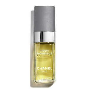 Chanel POUR MONSIEUR Eau de Toilette Spray 100 ml 3.4 Oz NIB Sealed+GIFT