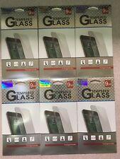 Lot of 6 Mybat Tempered Glass Screen Protector LG K10 (2018) K30 Phoenix Plus