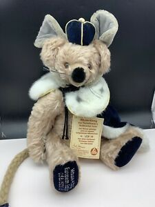 Hermann Teddy Bear Mouse King 17 11/16in Limited Unrecorded
