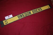 Nike Oregon Ducks Scarf - NEW