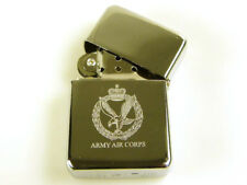 AAC ARMY AIR CORPS CLASSIC HAND ENGRAVED LIGHTER