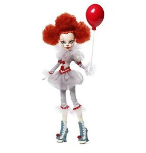 Monster High IT Pennywise Collector Doll 12-inch Collectible Doll Clown IN HAND