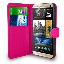 Fundas y carcasas liso de color principal rosa para teléfonos móviles y PDAs HTC