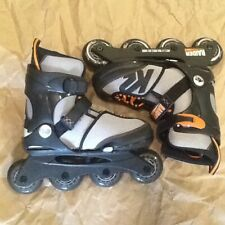 K2 Raider Skates Adjustable Sizes 1.0 - 5.0