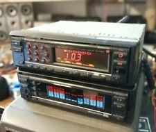 Vintage PIONEER KEX M800 + EQ600 SURROUND SOUND GRAPHIC EQUALISER  FX DEQ GM