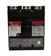 GE TJ4V2602  Circuit Breaker, 200A, 600V, C/W Trip Unit G1123 (200Amp)