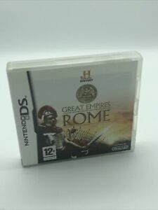 Great Empires Rome  Nintendo DS Video Game