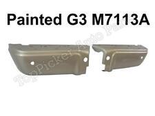Painted Pueblo Gold G3/M7113A Rear Bumper Cap Set W/Hole For 08-10 F250 F350