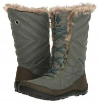 Columbia Minx Mid III Omni-Heat Women's Boots Winter Snow Hiking Waterproof