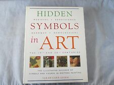 Hidden Symbols in Art by Sarah Carr-Gomm