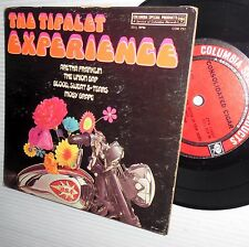 "TIPALET EXPERIENCE picture sleeve CIGAR promo 45 7"" 33rpm ep MOBY GRAPE  w125"