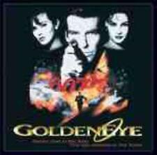 Goldeneye [Original Motion Picture Soundtrack] [Remaster] by Eric Serra/Tina Turner (CD, Feb-2003, Virgin)