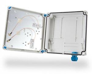 Jirous JC-220 5GHz 17dBi MIMO Dual Polarity Outdoor Wireless CPE Enclosure