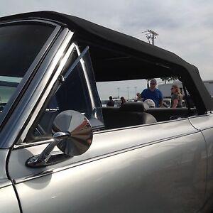 1966 1967 1968 1969 AMC American Rogue Rambler Mirrors Pair (2)