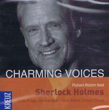 HÖRBUCH-CD NEU/OVP - Sherlock Holmes gelesen von Robert Atzorn - Charming Voices