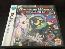 CASE AND CART ONLY Digimon World: Dusk (Nintendo DS, 2007)