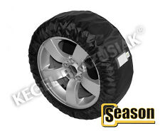 Spare wheel cover  16'' 195/50-R16, 195/65-R16, 205/55-R16   - black L