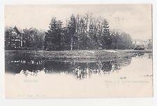 Bussum.Netherlands,Vijver a.d.'s Gravelandscheweg,North Holland,Used,Bussum,1902