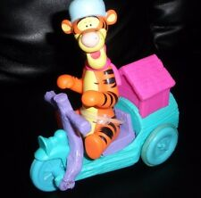 TIGGER Tricycle Car Preschool Toy Disney Winnie Pooh & Friends Sturdy Plastic #3
