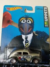 2014 Hot Wheels Pop Culture The Muppets Gonzo Fat Fendered '40 Ships World Wide