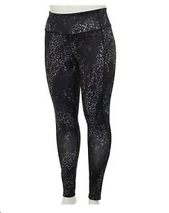 Women's Tek Gear Performance Side Pockets Legging High Rise Workout Pants 3X