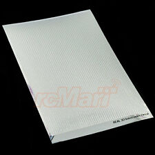 Wrap Up Next REAL 3D Radiator Decal 130x75mm Silver EP RC Cars Drift #0029-03