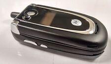 Motorola V620 Unlocked Quadband,Camera,Bluetooth, Solid Durable Gsm Flip Phone