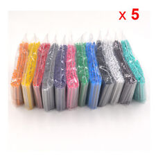 12 Opaque Colors Od2.7mm Fiber Optic Fusion Splice Protection Sleeves 6000pcs