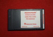 Vetronix Mastertech HONDA/ACURA Program Card MTS 3100 DIAGNOSTIC Scanner