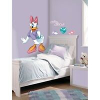 Disney DAISY DUCK Giant WALL DECALS Mural Mickey Mouse Clubhouse Stickers Decor
