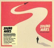 Doo-Wops & Hooligans [Deluxe Edition] by Bruno Mars (CD, Nov-2011, Atlantic (Label))
