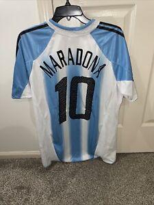 Argentina Maradonna Jersey